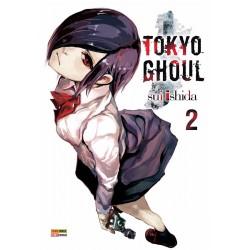 Tokyo Ghoul 02 Sui Ishida!...