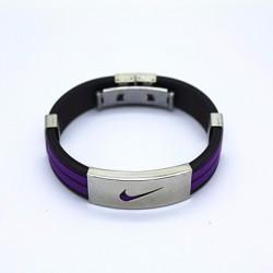 Nike - Negro con Morado -...