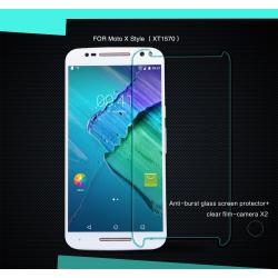 Motorola X Style - Cristal...