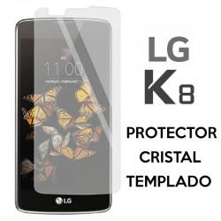 LG K8 / Q8 - Cristal Templado