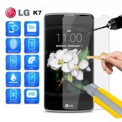 LG K7 / Q7 - Cristal Templado