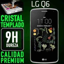 LG K6 / Q6 - Cristal Templado