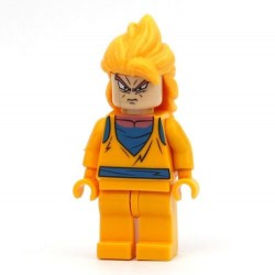 Goku SSJ 3 - Minifigura