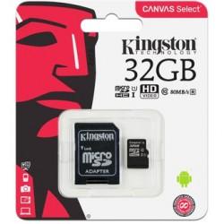 MSD 32GB Clase 10 HC -...