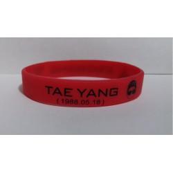 Bigbang - Tae Yang - Rojo -...