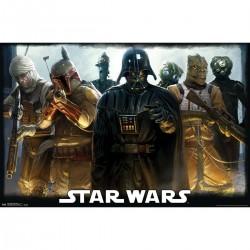 Star Wars - Bounty Hunters...