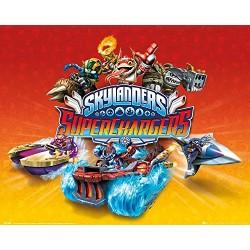 Skylanders, Superchargers -...