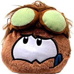 Puffle Café con Goggles -...
