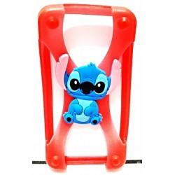 Stitch - Rojo - Bumper...