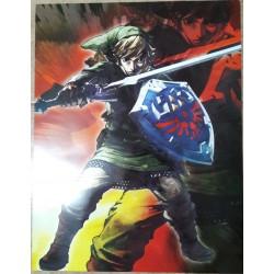 Zelda - Link - Poster Mediano