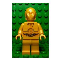 C3PO - Minifigura