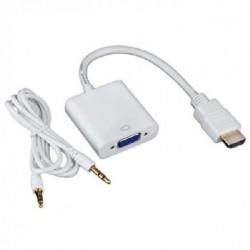 Convertidor HDMI a VGA -...