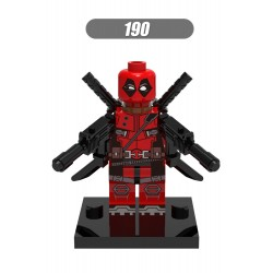 Deadpool Rojo - Minifigura